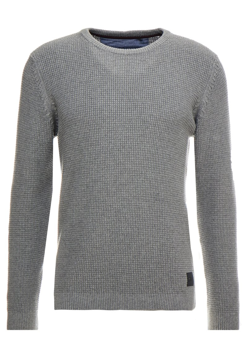 s.Oliver - Svetr - blend grey