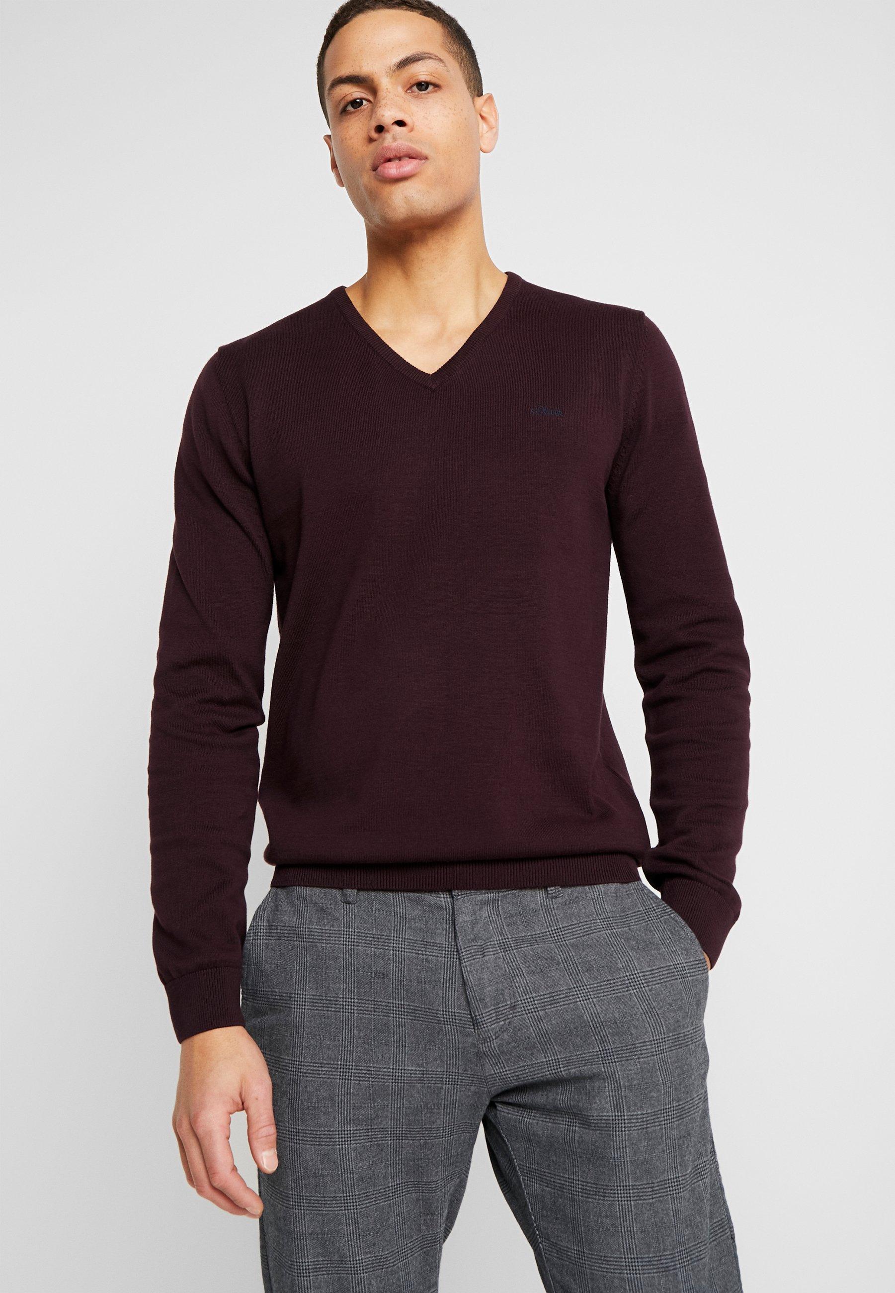 s.Oliver Sweter - purple