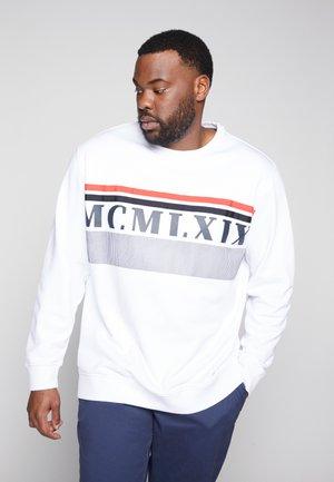 LANGARM - Sweatshirt - white