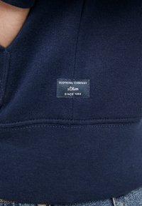s.Oliver - veste en sweat zippée - blue - 3