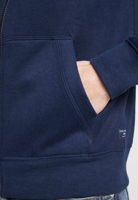 s.Oliver - veste en sweat zippée - blue - 6