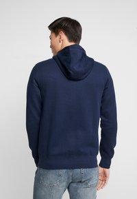 s.Oliver - veste en sweat zippée - blue - 2