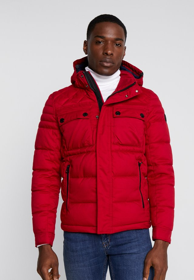 OUTDOOR - Winterjas - uniform red
