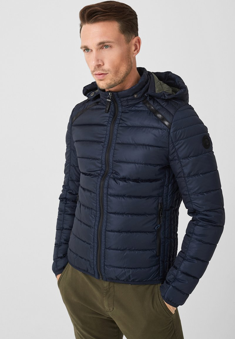 s.Oliver - THINSULATE - Light jacket - navy
