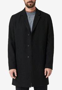 s.Oliver - RED LABEL  - Short coat - black - 1