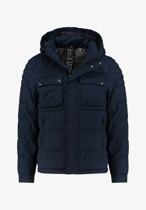 RED LABEL - Winter jacket - anthracite