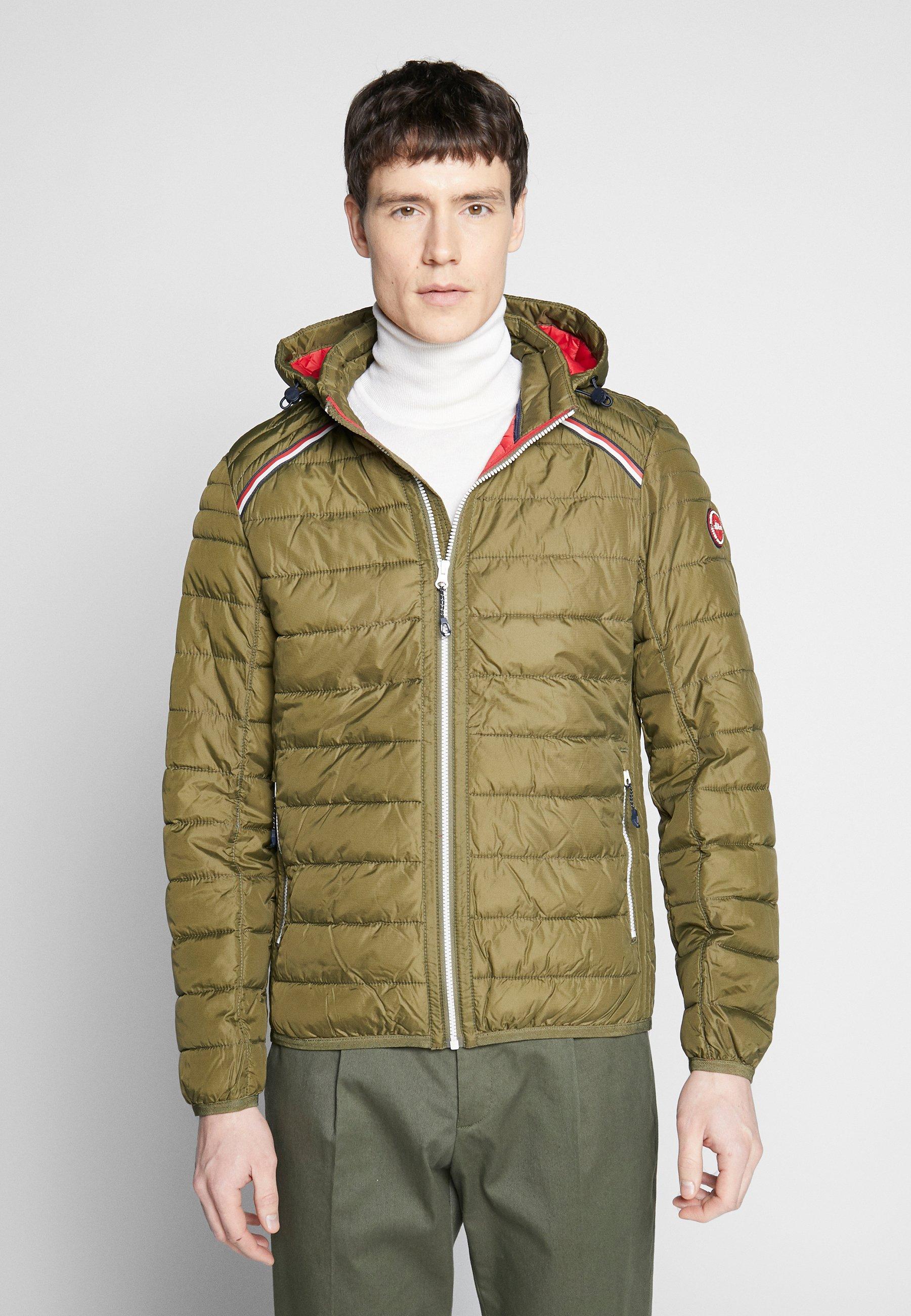 Miesten beiget takit netistä – Zalandon takkivalikoima
