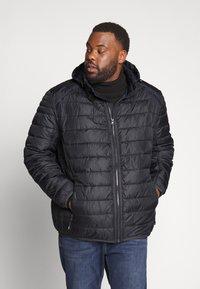 s.Oliver - Zimní bunda - black - 0
