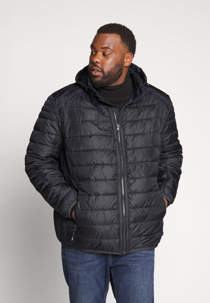 s.Oliver - Zimní bunda - black