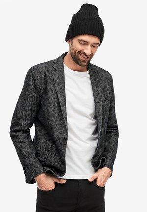 COLBERT - Blazer jacket - charcoal check