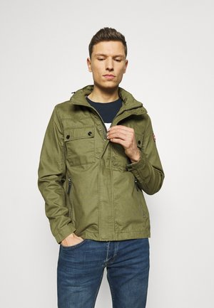 LANGARM - Summer jacket - green