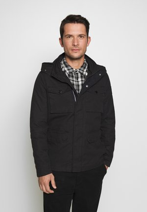 Summer jacket - anthracite