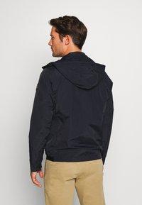 s.Oliver - Summer jacket - blue - 2