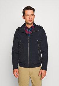 s.Oliver - Summer jacket - blue - 0