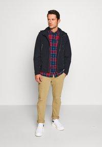 s.Oliver - Summer jacket - blue - 1