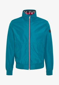 s.Oliver - Summer jacket - pacific blue - 4