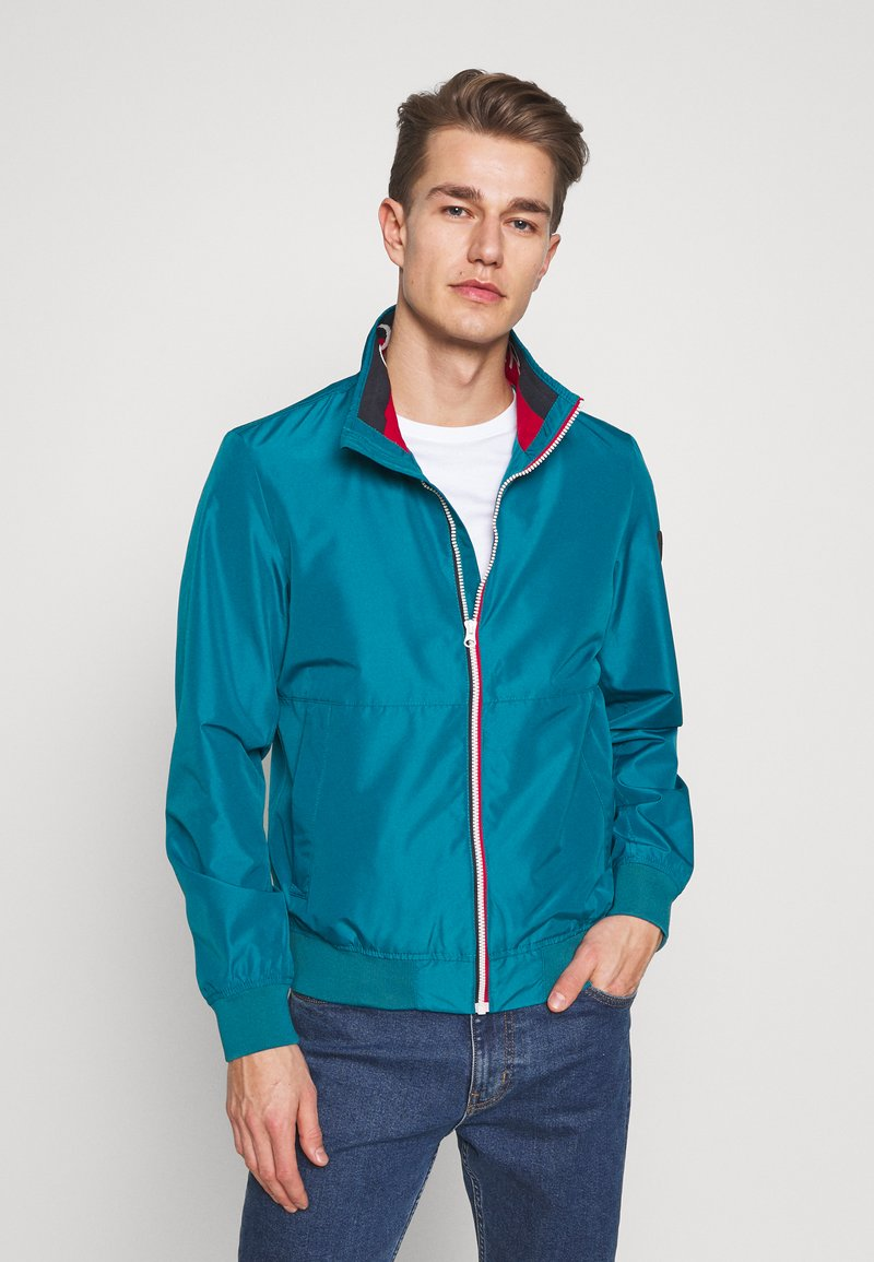 s.Oliver - Summer jacket - pacific blue