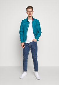 s.Oliver - Summer jacket - pacific blue - 1