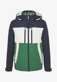 s.Oliver - LANGARM - Summer jacket - green - 3