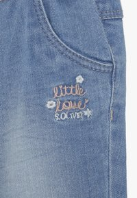 s.Oliver - Relaxed fit jeans - blue denim - 4