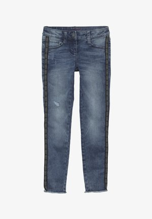 Džíny Slim Fit - blue denim stretch
