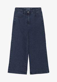 s.Oliver - CULOTTE - Flared Jeans - blue denim - 2