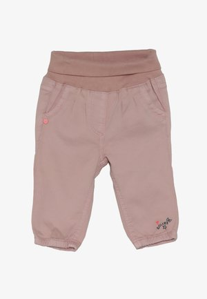 Trousers - dusty pink