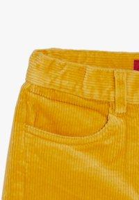 s.Oliver - CULOTTE - Kalhoty - dark yellow - 3