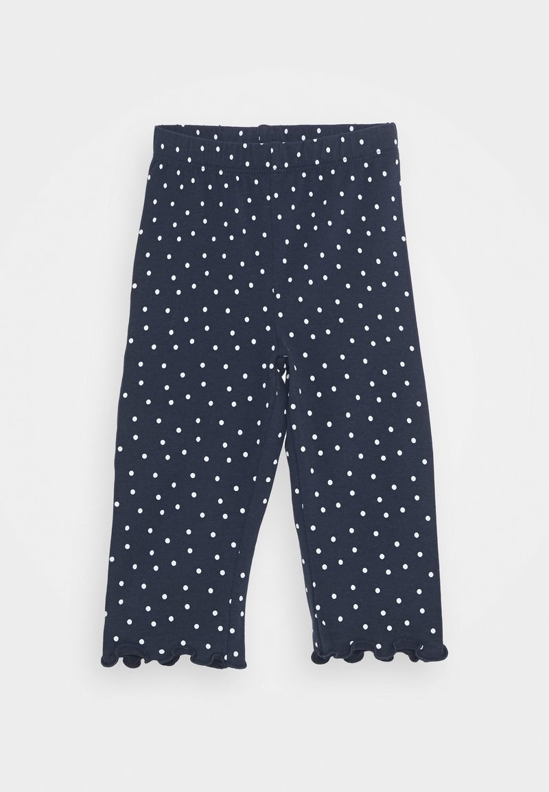 s.Oliver - Leggings - Trousers - deep water