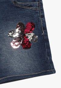 s.Oliver - Jeans Shorts - blue denim - 4