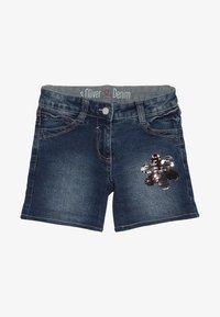 s.Oliver - Jeans Shorts - blue denim - 3