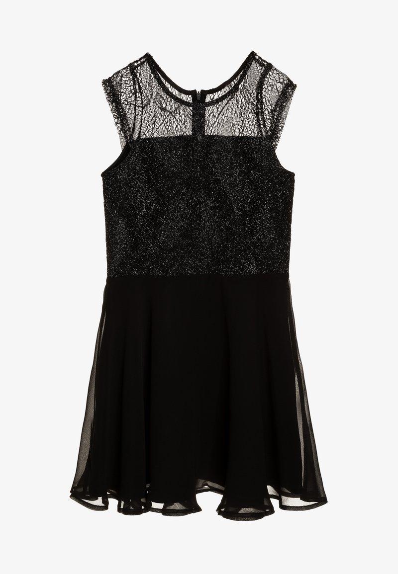 s.Oliver - KURZ - Cocktailkleid/festliches Kleid - black