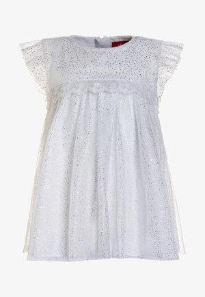 Juhlamekko - white