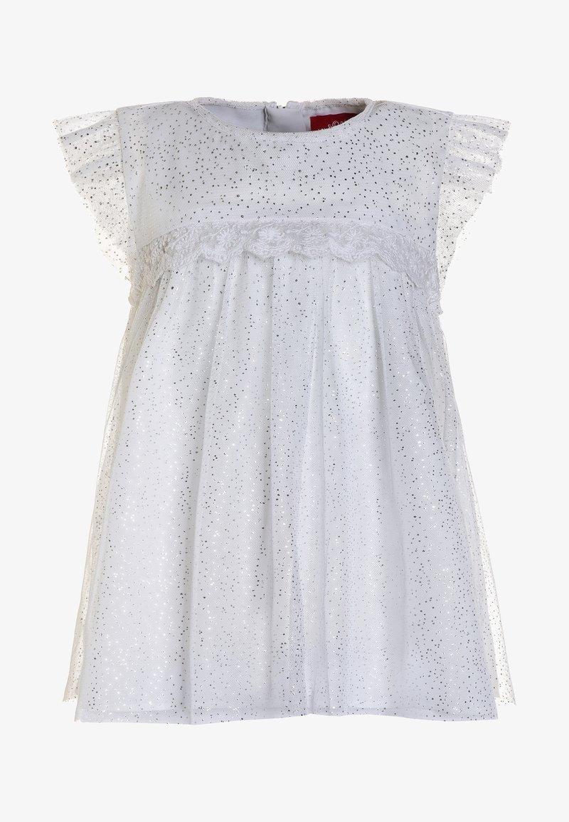 s.Oliver - Cocktailklänning - white
