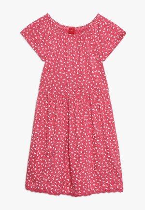 Jerseykleid - pink