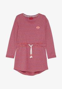 s.Oliver - KURZ - Žerzejové šaty - pink - 3