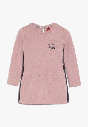 KURZ - Day dress - light pink melange