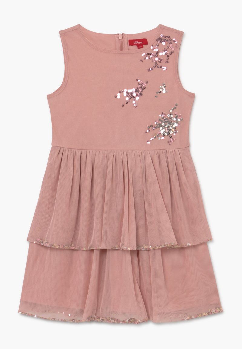 s.Oliver - Cocktail dress / Party dress - light pink