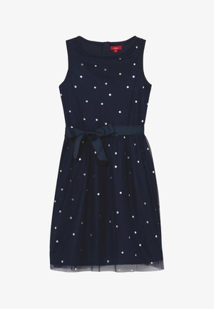 Cocktail dress / Party dress - dark blue