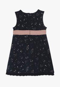 s.Oliver - Jersey dress - dark blue - 1