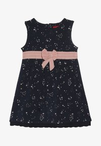 s.Oliver - Jersey dress - dark blue - 4