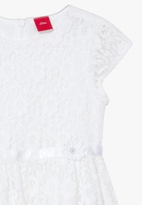 s.Oliver - KURZ - Cocktail dress / Party dress - white - 3