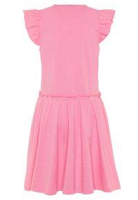 s.Oliver - KURZ - Vestido ligero - light pink - 1