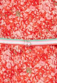 s.Oliver - Vestido ligero - chinese red - 4
