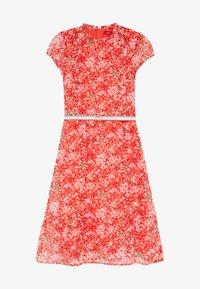 s.Oliver - Vestido ligero - chinese red - 3