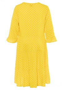 s.Oliver - Sukienka koszulowa - yellow - 1