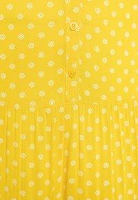 s.Oliver - Sukienka koszulowa - yellow - 2