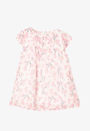 MIT ALLOVER - Korte jurk - cream