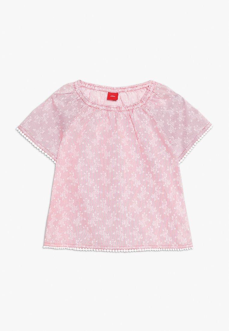 s.Oliver - KURZARM - Bluse - pink