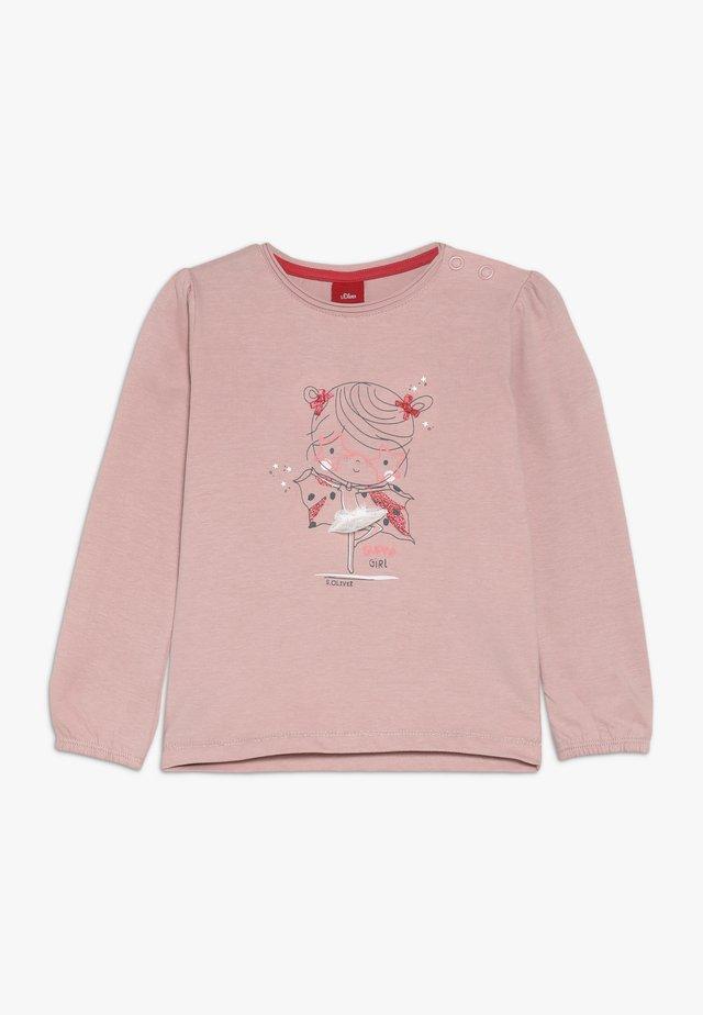 Longsleeve - dusty pink